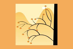 グリーティングカード画像秋のカード5