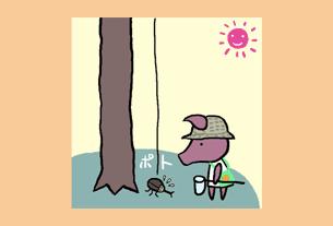 グリーティングカード画像夏のカード2