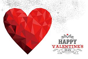 グリーティングカード画像バレンタイン2
